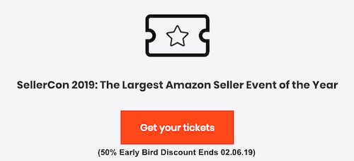 Amazing Selling Machine - SellerCon 2019 - The Largest Amazon Seller Event Of The Year - 50% Early Bird Discount Ends 02-06-19