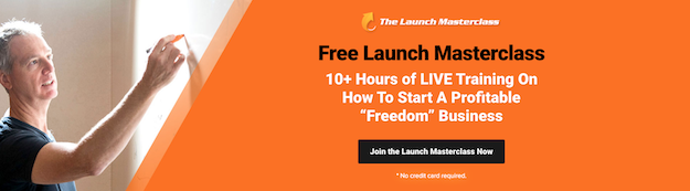 Jeff Walker's (Product Launch Formula 2018) Free Launch Masterclass